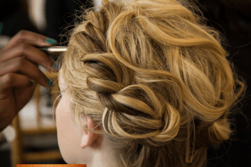 Monae Everett NYFW Hair Stylist