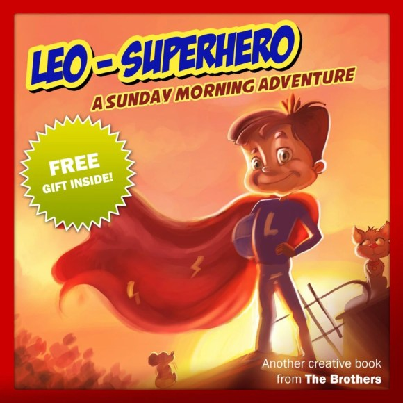 Leo Super Hero Book Review