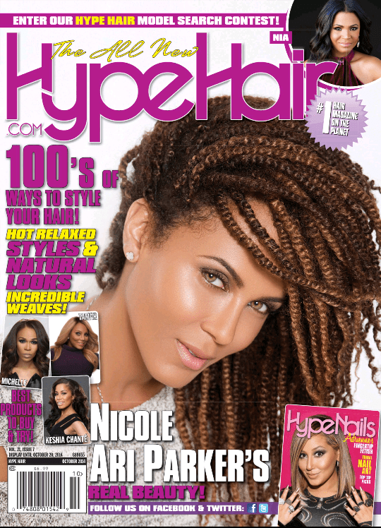 October Issue Hype Hair Magazine