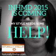 INHMD 2015 is coming!  How Will You Be Styled?