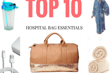 Pregnancy, Hospital Bag Must Haves