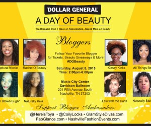 A Day of Beauty - Dollar General
