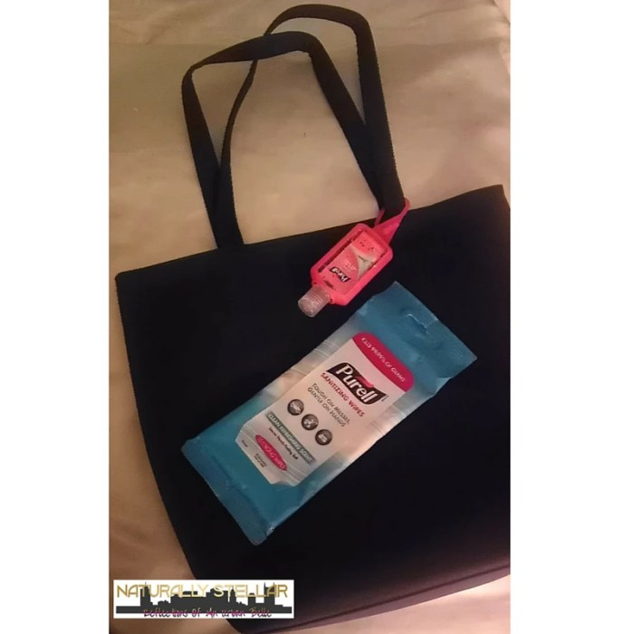 #Purell Diaper Bag mini's | Naturally Stellar #ShakeOnIt #ad