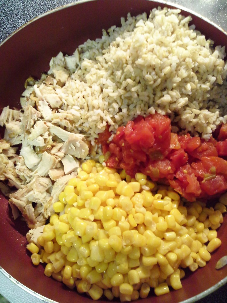 Real People Meals | Success® Rice Easy Chicken & Brown Rice Tortillas #MealTimeSuccess