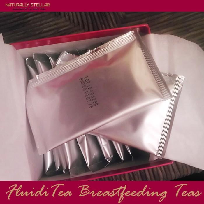 Fluid I Tea Breastfeeding Teas   Naturally Stellar #fluiditea4bfmoms