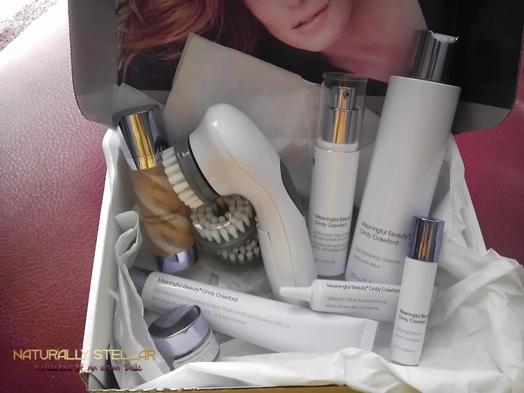 Meaningful Beauty Products Box