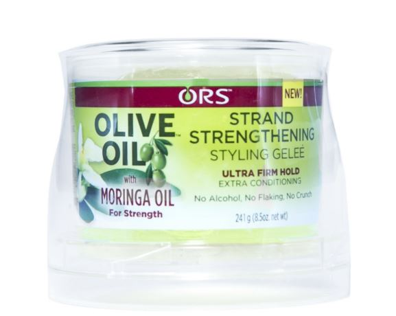 Products For Natural Style Strand Strengthening Styling Gelee' - Olive Oil w/ Moringa Oil | Naturally Stellar