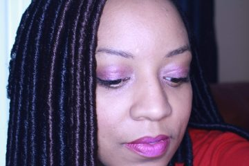 Crochet Braids Tutorial using Soft Dread Hair | Naturally Stellar