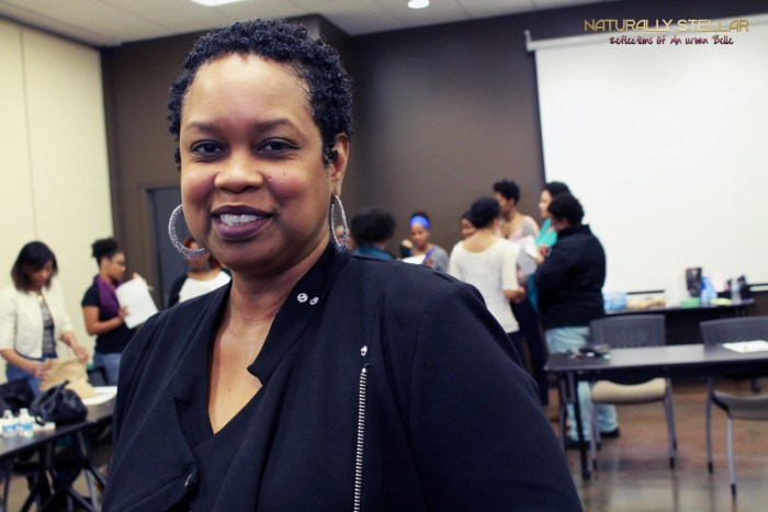 Metro Nashville Natural Hair Meetup Attendee | Naturally Stellar