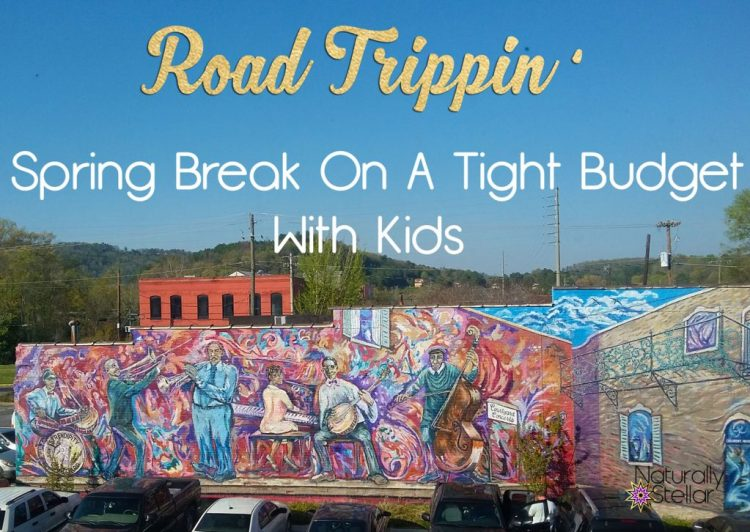 Road Trippin Spring Break On A Tight Budget With Kids