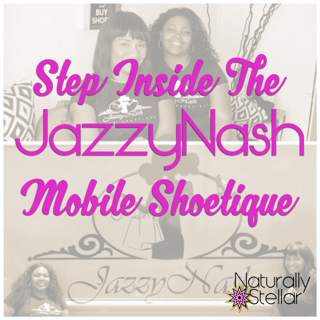 Jazzy Nash Mobile Shoetique of Nashville | Naturally Stellar