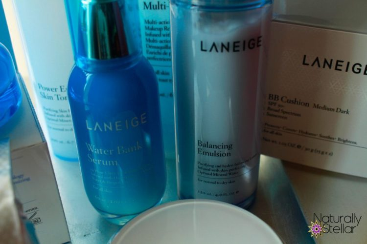 LANEIGE affordable luxury skin care   K Beauty  Naturally Stellar