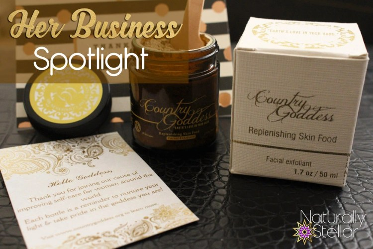 Country Goddess Her Business Feature | Naturally Stellar http://bit.ly/CountryGoddess