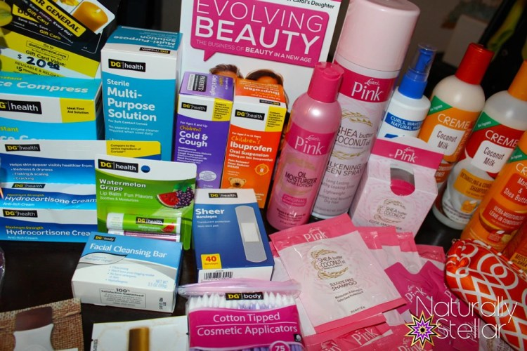 Dollar General presents A Day Of Beauty 2016   Naturally Stellar