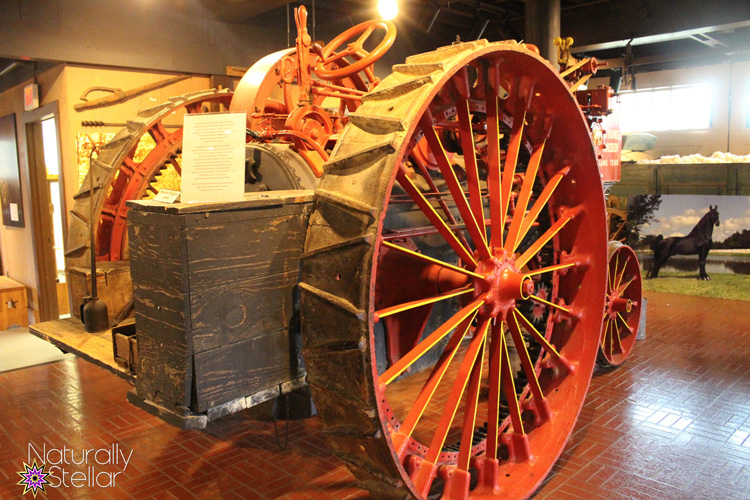 Steam Engine | Tennessee Agricultural Museum - Summer Saturdays | Naturally Stellar