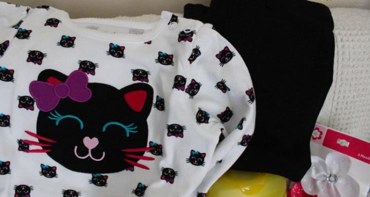 Walmart Baby Garanimals Girls Clothes| Naturally Stellar