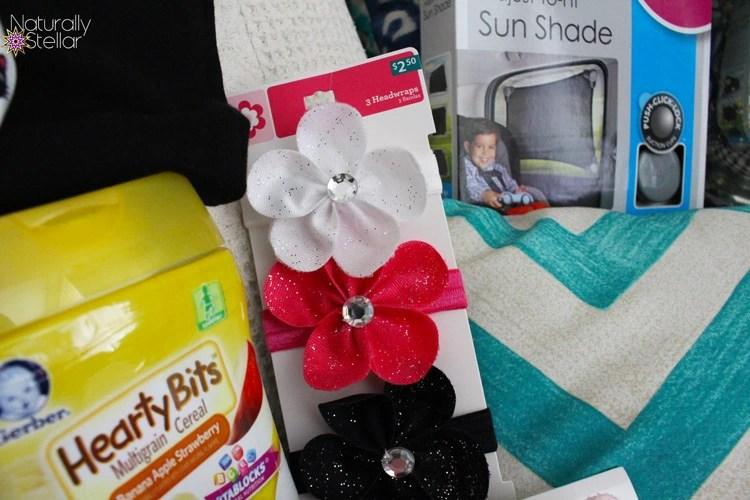Walmart Baby Girls Headbands| Naturally Stellar