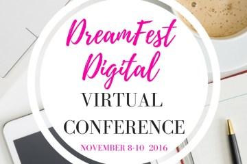 DreamFest Digital Conference for Entrepreneurs