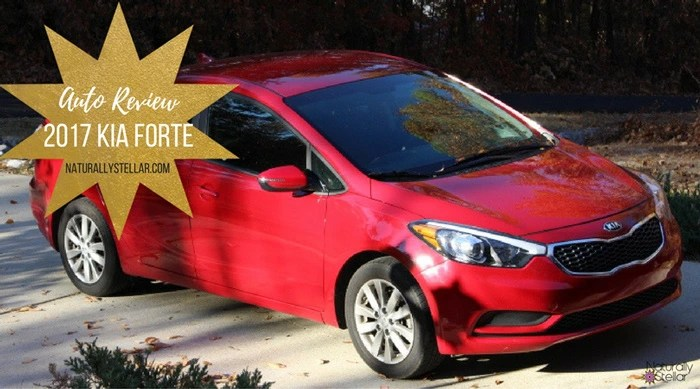 Kia Forte Auto Review   Naturally Stellar