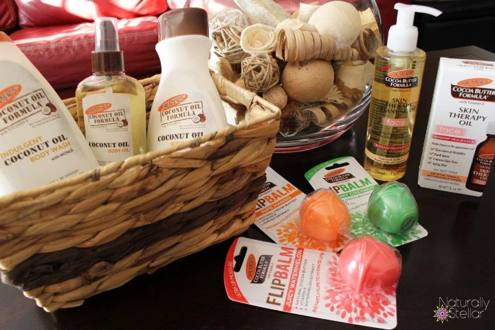 Palmers Coconut Oil Skin Collection   Naturally Stellar