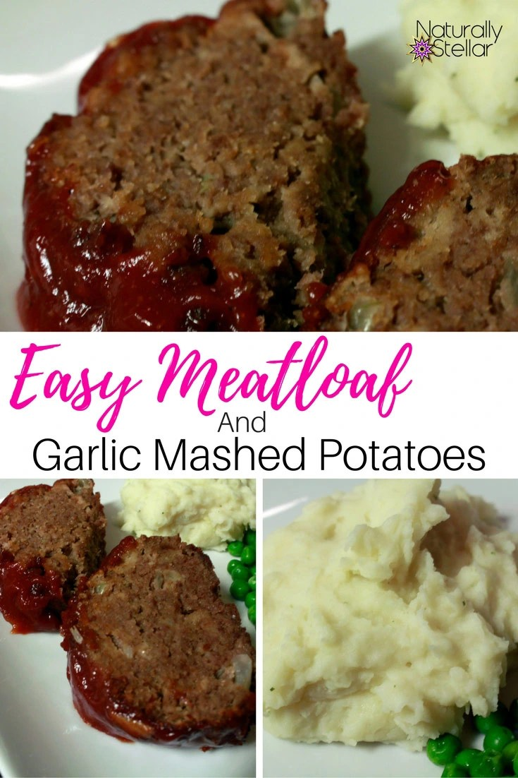 Meatloaf Dinner Recipe | Naturally Stellar