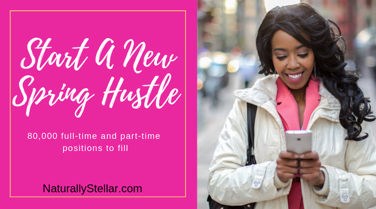 Spring Hustle Opportunity With Home Depot   Naturally Stellar