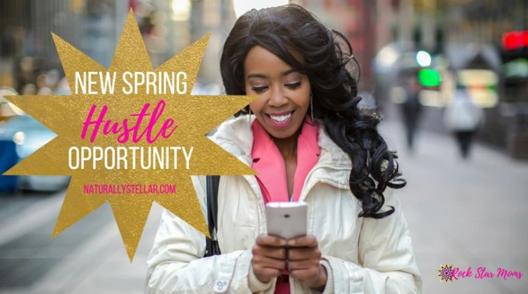 Spring Hustle Opportunity With Home Depot | Naturally Stellar