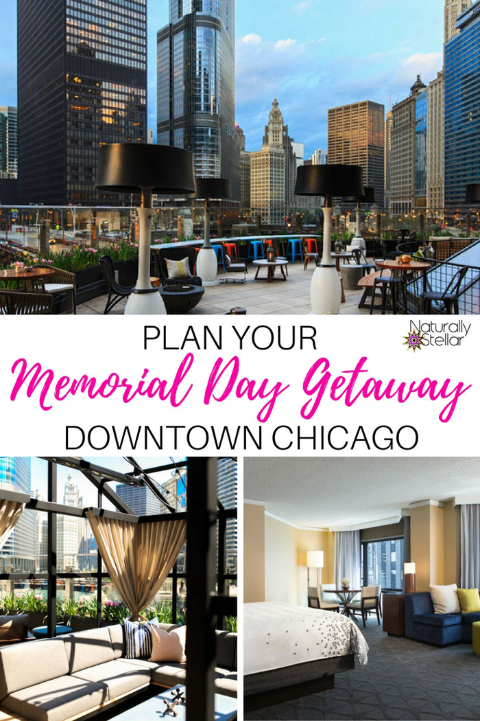 Getaway To Downtown Chicago - Renaissance Chicago | Naturally Stellar