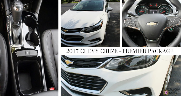 Chevy Cruze Premiere Package | Naturally Stellar