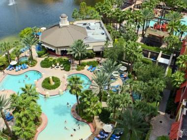 Wyndham Grand Orlando Resort   Naturally Stellar