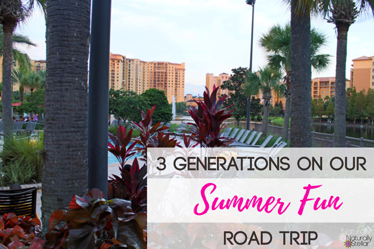 3 Generation Summer Road Trip | Naturally Stellar