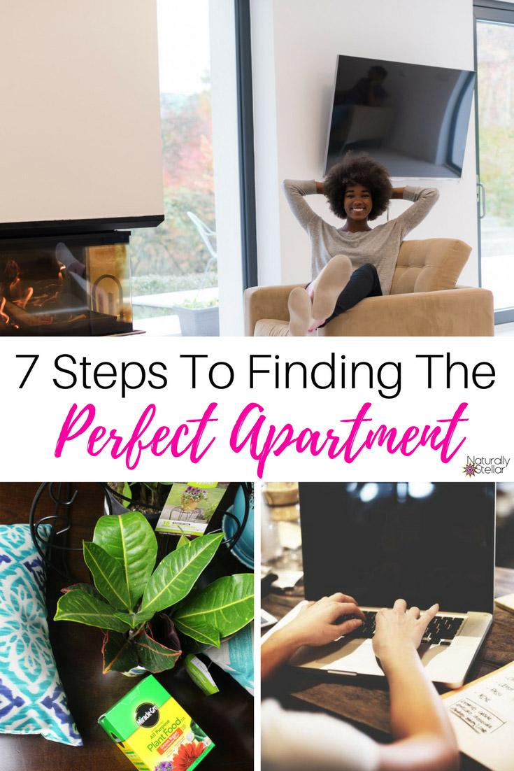 7 Tips To Finding The Perfect Apartment | Naturally Stellar