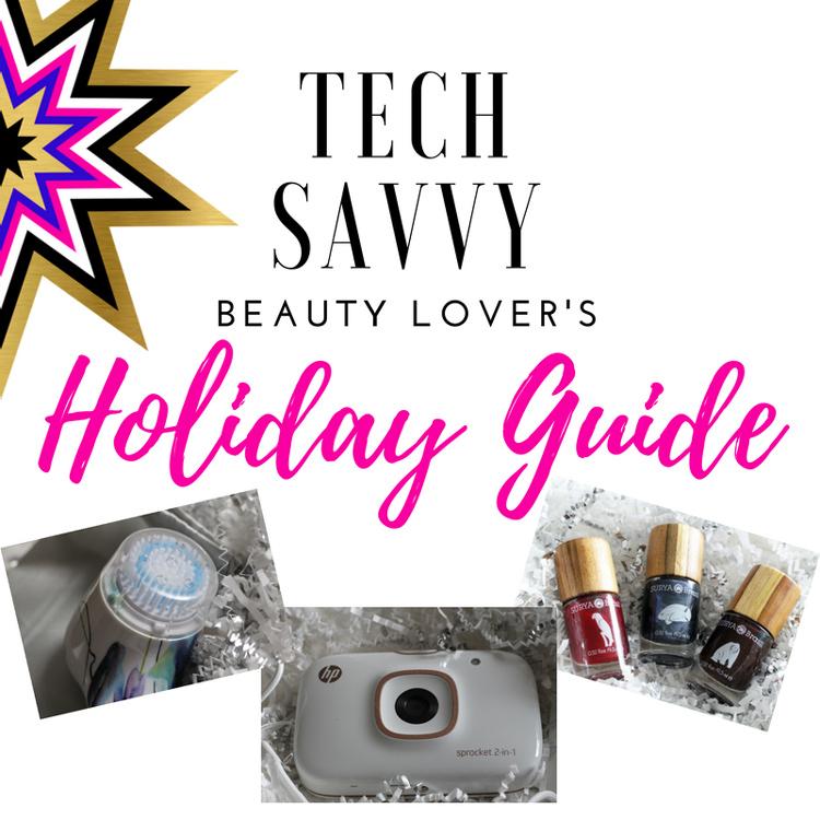 Tech Savvy Beauty Lovers Holiday Guide | Naturally Stellar