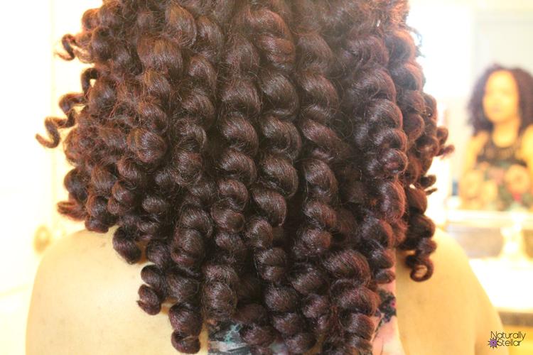Natural Hair Inspiration - Zury Naturalistar Rod Set | Naturally Stellar