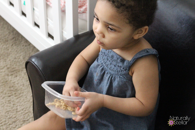 Toddlers Help Around The House | Naturally Stellar
