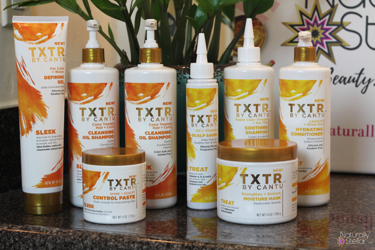 New TXTR Line By Cantu Available Exclusively At Ulta Beauty