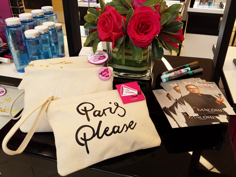 What's New At Belk & Lancome Beauty Counters For Women Of Color