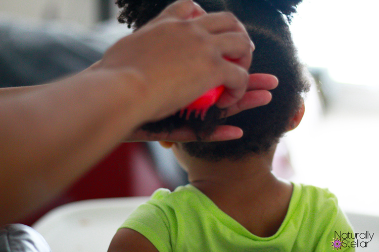 How My Toddler Stays Adorable: Textured Hair and Skin Routine | Naturally Stellar