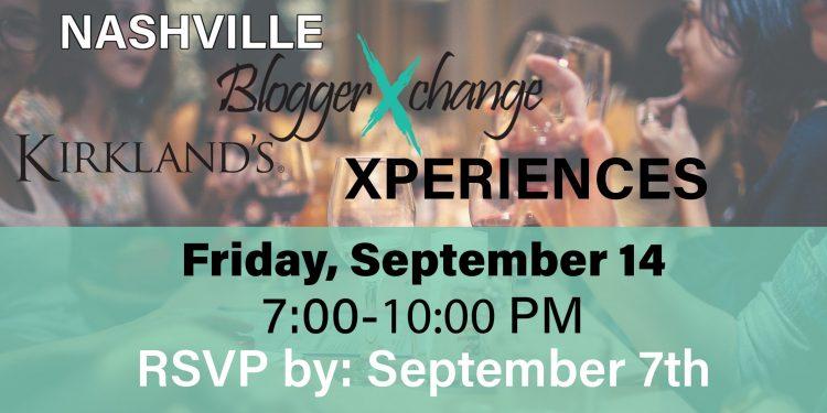 Blogger XChange Kirklands Event 2018 | Naturally Stellar