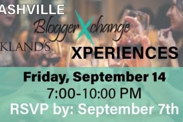 Blogger XChange Kirklands Event 2018   Naturally Stellar