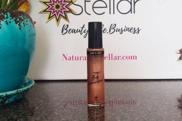 Beauty Review: wet n wild MegaGlo Body Luminizer   Naturally Stellar