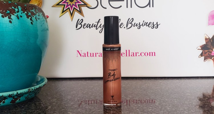 Beauty Review: wet n wild MegaGlo Body Luminizer | Naturally Stellar