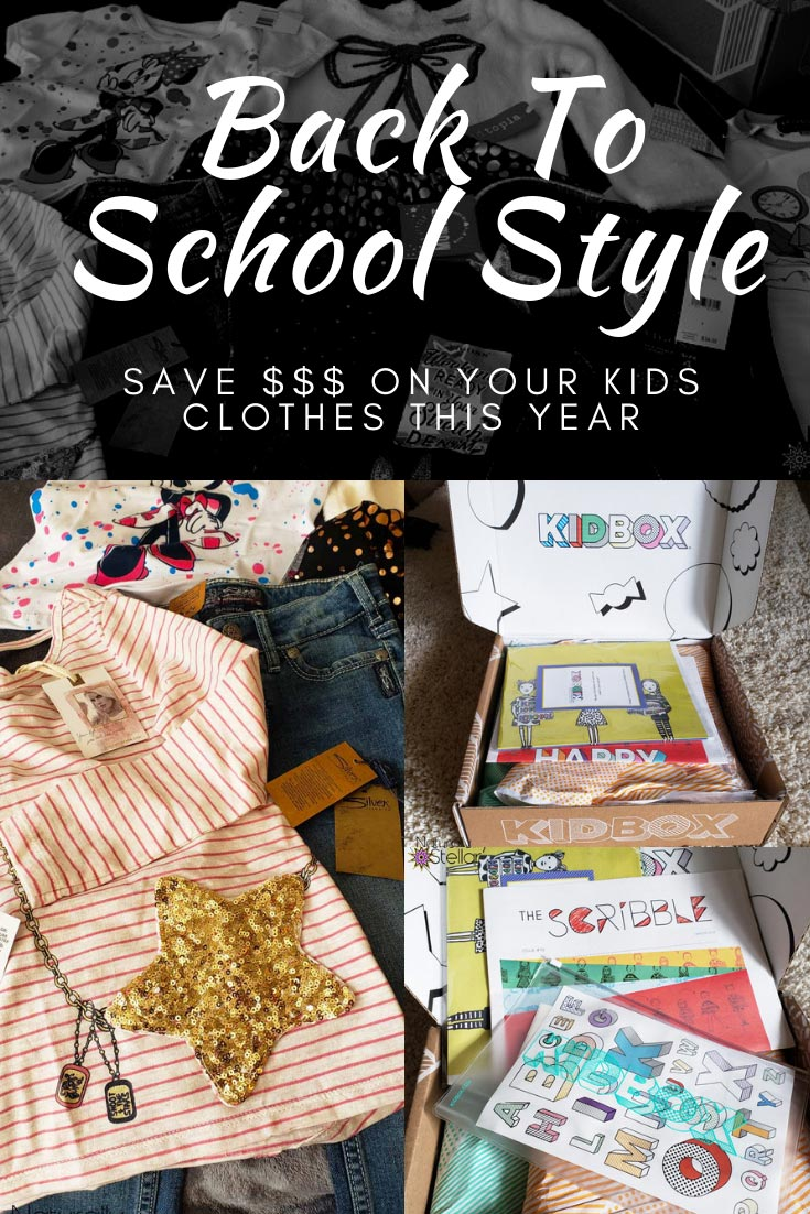 Introducing Kidbox For Busy Mama's - Back To School Savings | Naturally Stellar