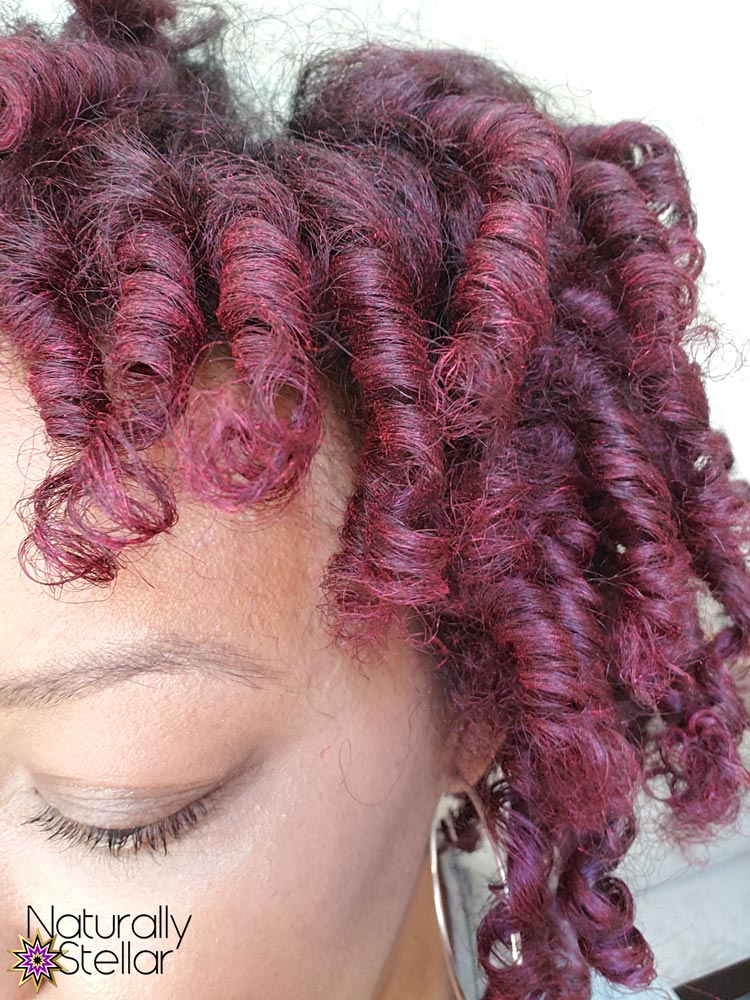 Hair Paint Wax : My Latest Natural Hair Experiment | Naturally Stellar