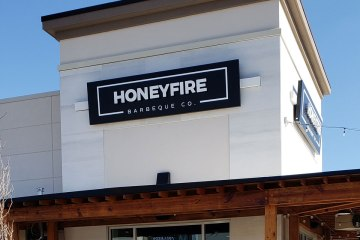 HoneyFire BBQ | Naturally Stellar