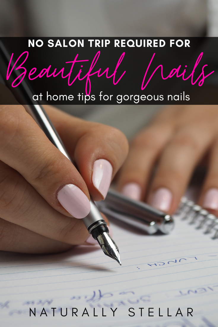 Cheap Ways To Keep Your Nails Looking Great Without A Salon Trip