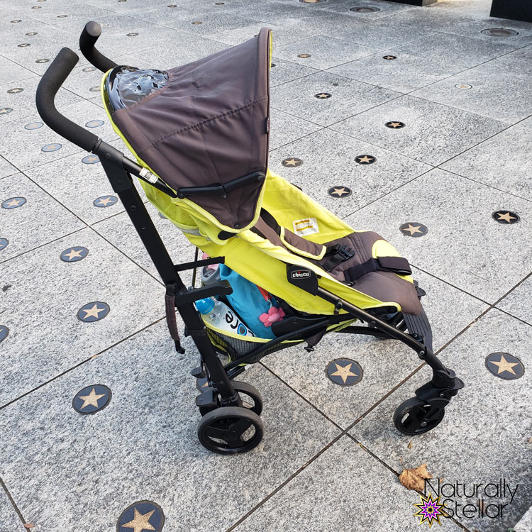 Keeping Family Time Simple This Summer - Chicco Stroller | Naturally Stellar