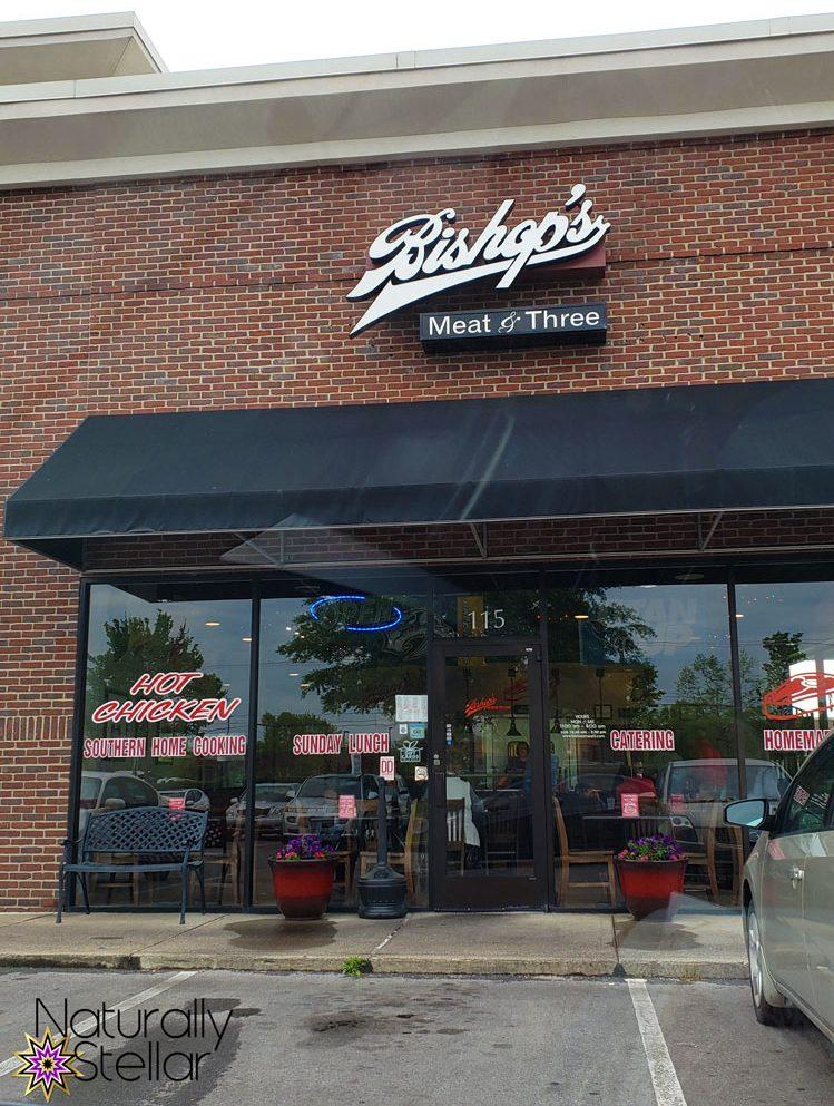 Bishops Meat and Three Nashville | Naturally Stellar