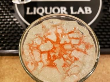 Liquor Lab SoHo Swizzle Overhead View | Naturally Stellar