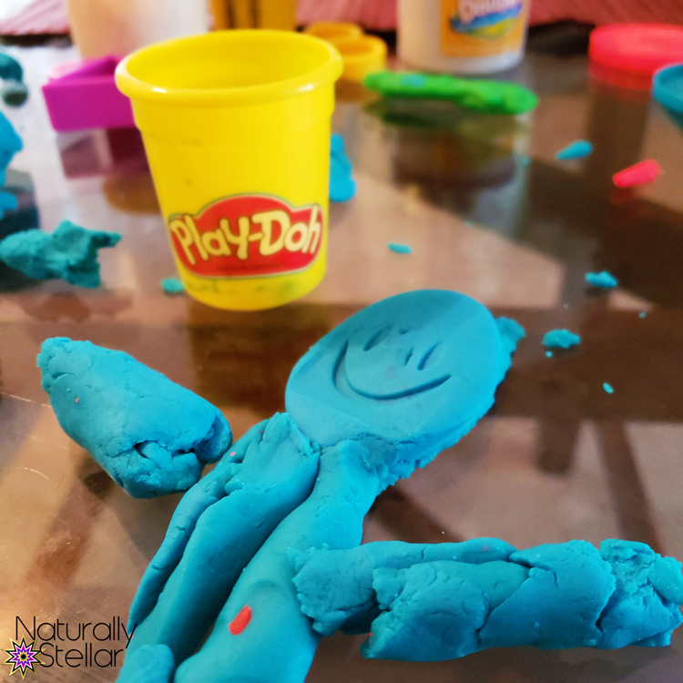 STEM and STEAM activities to keep kids busy. Play Doh Play | Naturally Stellar